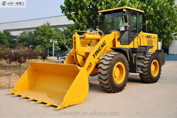 1.7CBM Mini wheel loader YN935 SHAN DONG Yineng Luneng machinery LN YN CE APPROVED