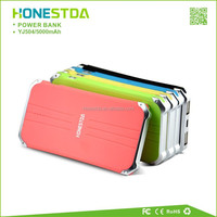 mobile phone power bank/portable charger mobile phone accessories