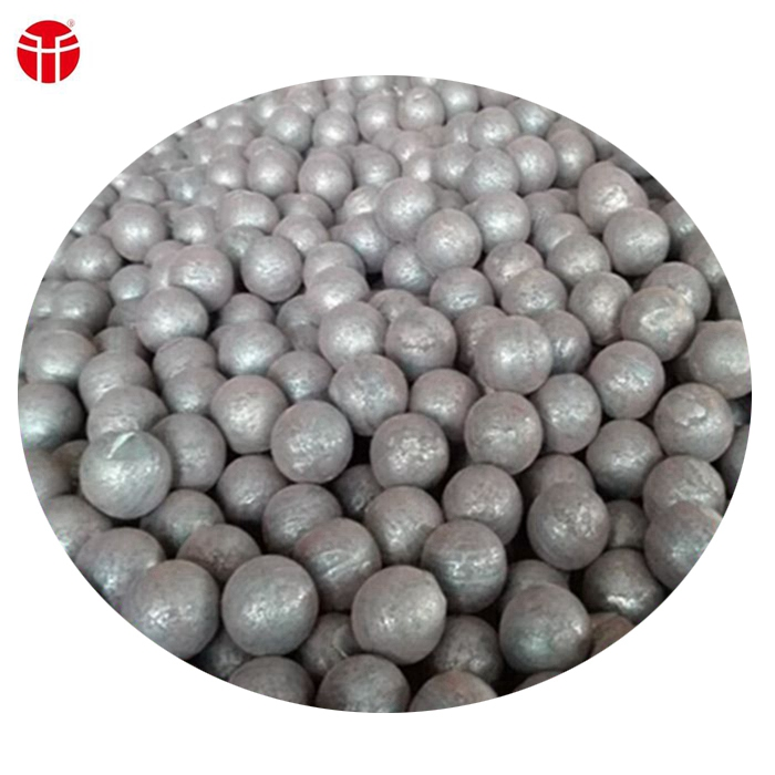 80mm Diameter Ball Mill Grinding Forged Grinding Iron Steel Ball