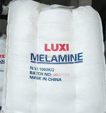 LUXI chemical supply melamine