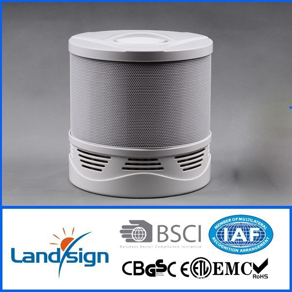 RD 202 Cixi Landsign ABS wholesale CE/ROHS/GS/PSE certificates for home/office use hepa 4 filter type 220V air purifiers