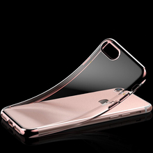 2016 High Quality 0.5-0.6mm Soft Ultra thin tpu For Iphone 7 Tpu Case, For Iphone 7 Case Clear