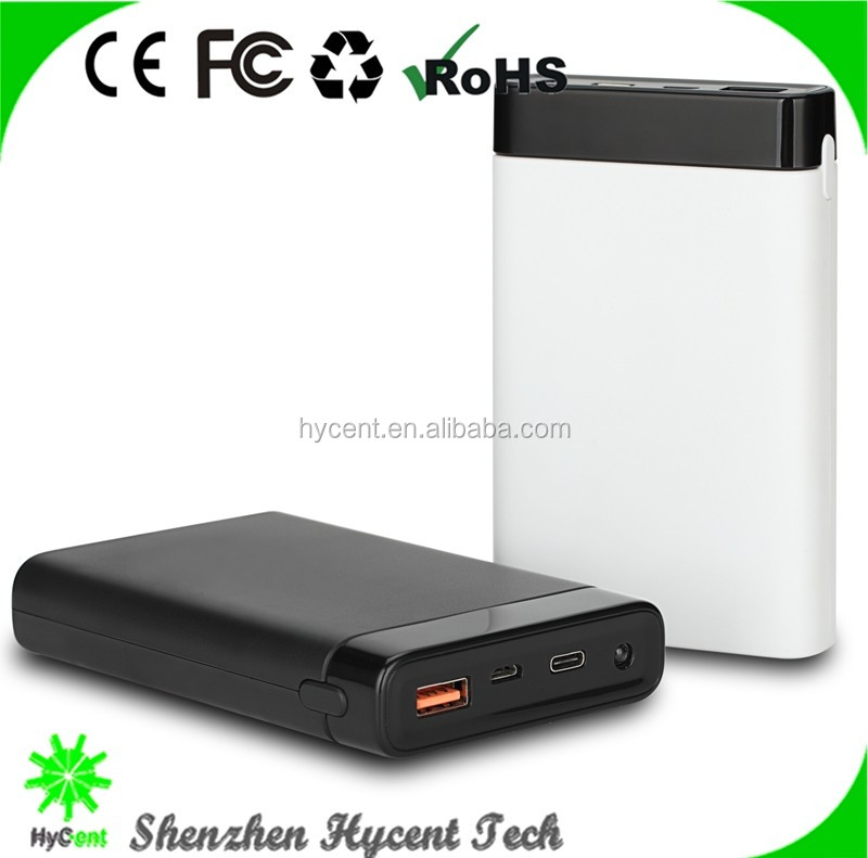Quick Charge 3.0 Power Bank 10000mAh Portable External Battery quick charging USB Type-C Output DC5V-2A Power bank