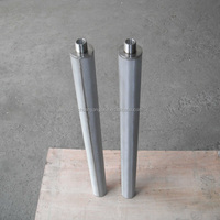 Gas Stainless Steel Filter Element /stainless steel gas liquid filters/Gas stainless steel filter cartridge