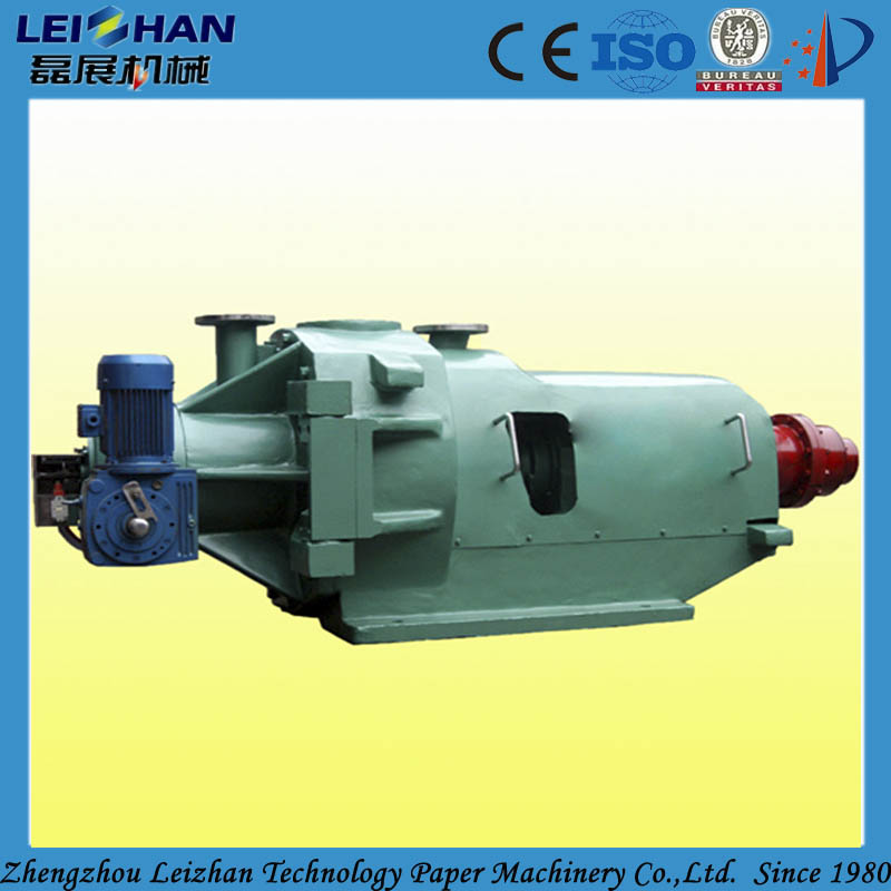 Small paper plant/ disc refiner of paper egg tray plant