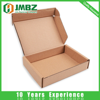 Corrugated Board Paper Type and Mailing Industrial Use corrugated carton box