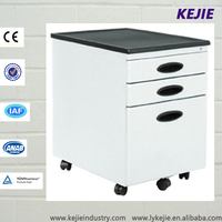 Metal Wall Unit Mobile Furniture Cabinet