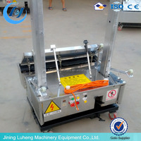 Automatic Wet ready mixed wall cement mortar plaster spray machine