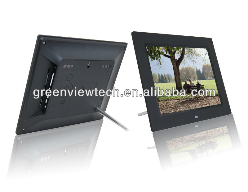 "10.1"" Picture slide show advertising MP4 digital photo frame"