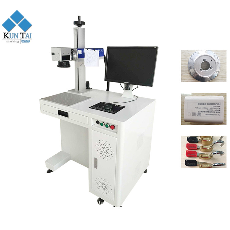 <strong>Max</strong> /Raycus/ IPG 20W fiber laser marking machine for metal,watches,camera,auto parts,buckles