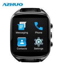 1.54 inch IPS Screen Android 5.1 3G Smart Watch Phone WIFI GPS Smart Watch X01s With Pedometer