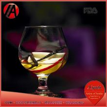 Professional Factory Wholesale Top Quality whiskey glass made in shenzhen 2017