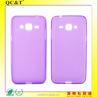 New model top sale Solf jelly cover gel TPU pouch cover for j3 cover