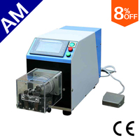 Quality automatic coaxial cable stripping machine cable making equipment