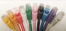 Colorful RJ45/ cat8 network cable data connectors cable
