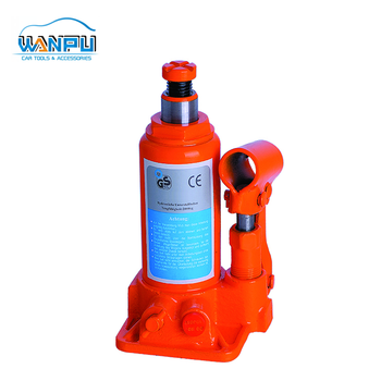 2T 4T 6T 8T 10T good quality with TUV/GS, CE bottle jack With safety valve hot sale in european bottle jack Car hydraulic jack