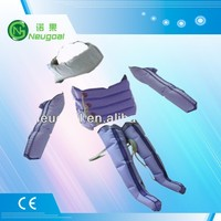 good quality 2015 hot sale lymphatic massage fat removal air pressure suit