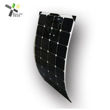 Well Designed 48v flexible solar panel manufacture