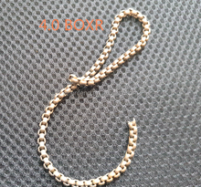 4.0 BOXR 14k 24k handmade jewelry making gold filled chain