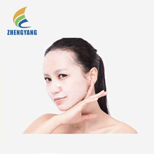 2018 Environment Friendly lady prevent water evaporation best skin care Bamboo Fiber facial masks cosmetic facial mask