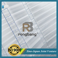 polycarbonate roofing/polycarbonate transparent roofing sheet