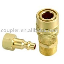 Air Tool Industrial Milton Type Quick Disconnect Coupling for American Market