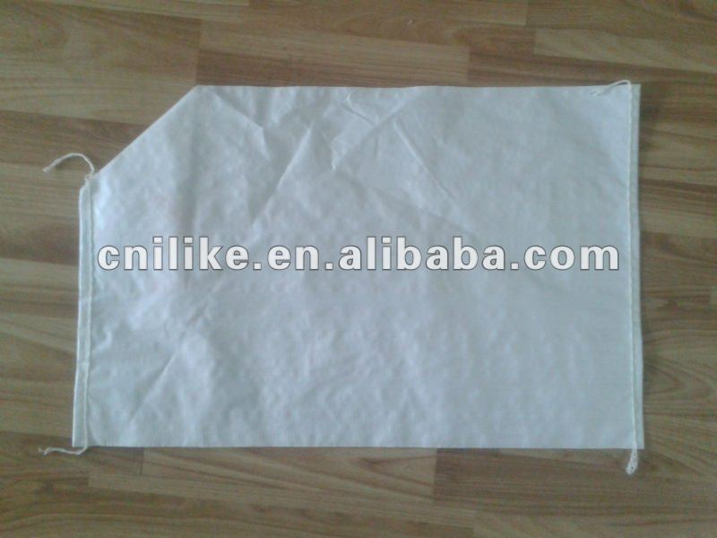 pp valved top plastic cement bags