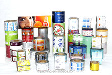 High quality multilayer plastic films in food packaging