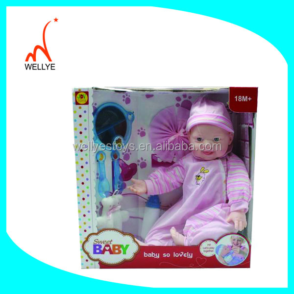 16 inch full body silicone doll kits