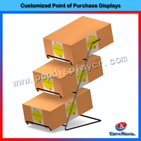 Simple design high quality metal shelf parts with low price