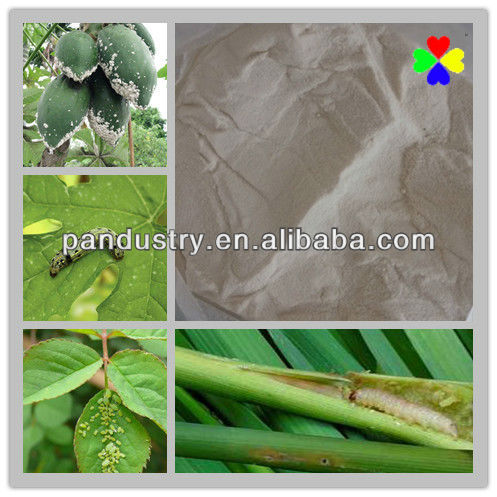 CAS NO.2921-88-2 Professional supplier pesticide chlorpyrifos 97% tc