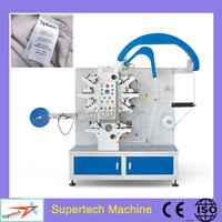 Brand New 6 Colors Flexo Taffeta Label Printing Machine