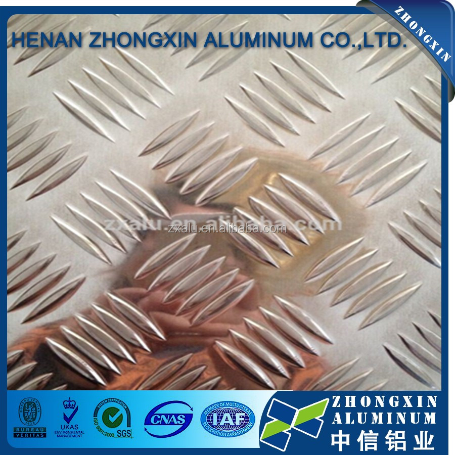 China supplier 3003 5052 <strong>3</strong> bars 5 bars aluminum coil with cheaper price