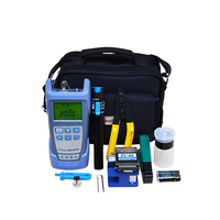 FTTH Fiber Optic Tool Kit With