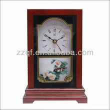 Home decoration table clock items