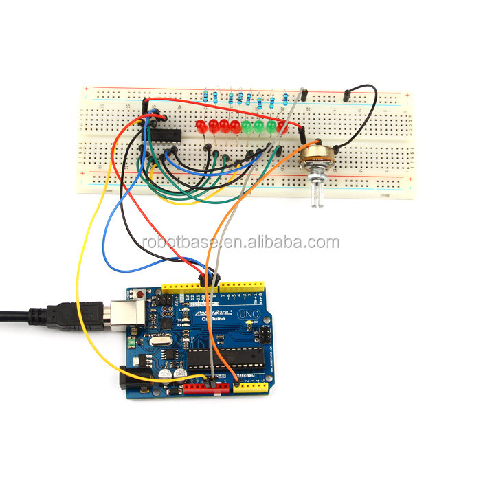 Getting Started with Arduino Magic Kit