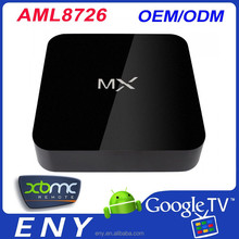 EM6 Android 4.2.2 jelly bean AML8726-MX Cortex A9 High speed USB 2.0 Android TV BOX Digital Satellite Receiver