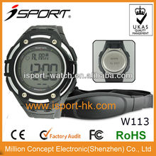 electronic wristband calories counting sports watch with heart rate