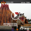 musement park coin operated dinosaur rides