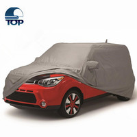 outdoor anti hail durable automatic top grade freezing proof art hot sale Extra Heavy Duty car cover