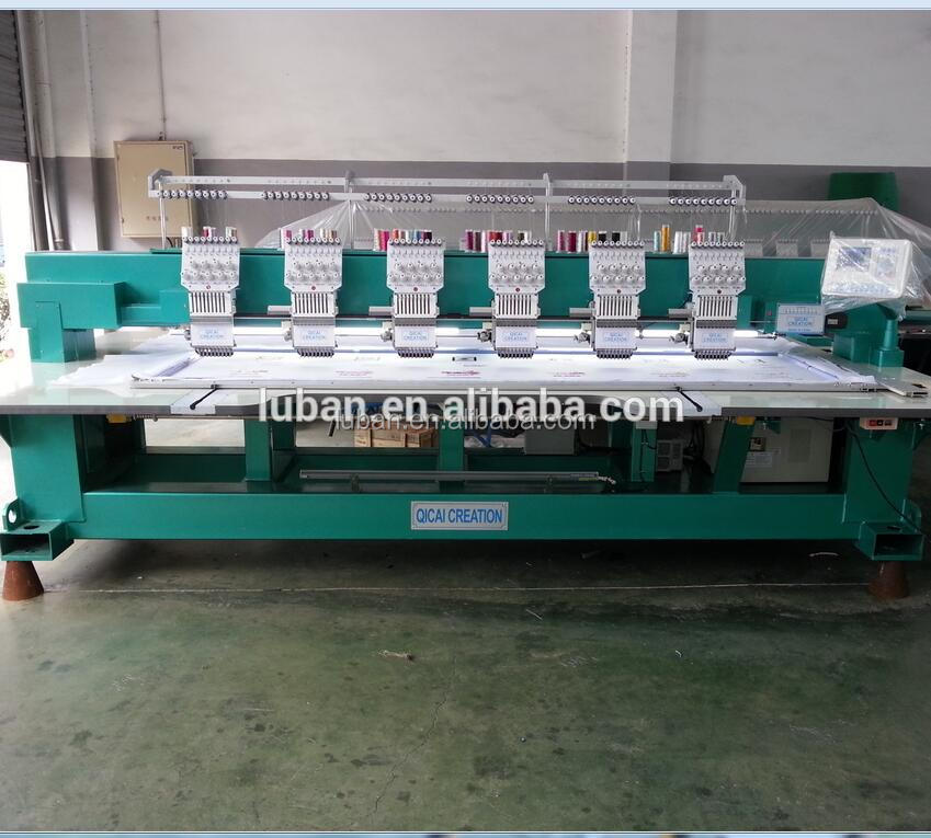 newTP906 Flat used TAJIMA Embroidery Machine