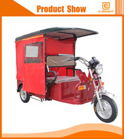 3C indian e rickshaw with durable cargo box