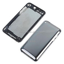 For ipod touch 4 black back housing cover replacement