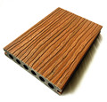 Long life span co-extrusion composite decking