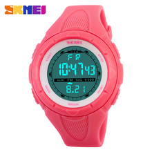 SKMEI brand name Womens High Quality discount designer Sport Watches On Sale
