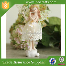 Resin Crafts Angel Figurines Wholesale Flute Figurines