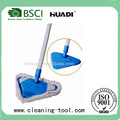 microfiber triangle mop with extendable handle