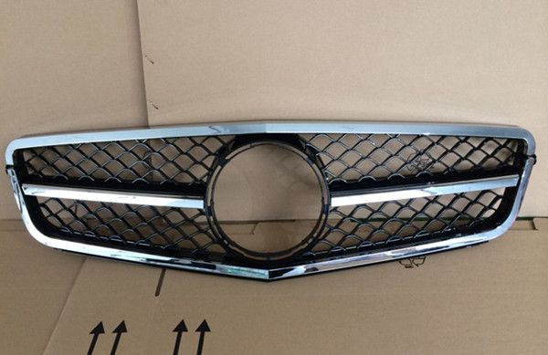 C-class for Mercedes W176 bumper Grille