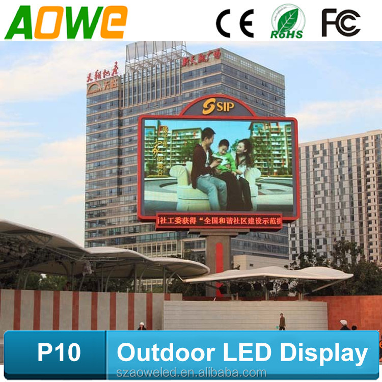 Super high quality with low price led video display panel outdoor P5 P6 P8 P10 P16 P20