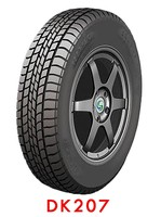 tire minibus,van tire size 205/65R16C radial tubeless brand double king high quality with warranty